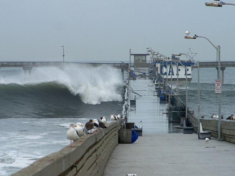 Ocean piers for Tides for fishing san diego